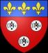 Blason de Chartres