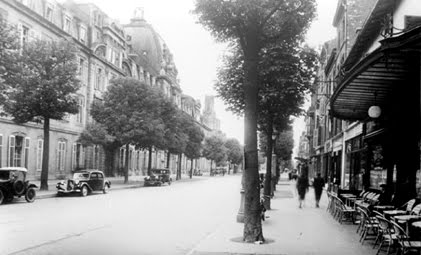 Nancy - Avenue de Strasbourg