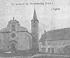 Eglise de Berthelming