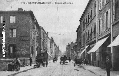 Ville De Saint Chamond Le Couarail De Tamanu