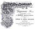 Gugumus Frères à Boudonville
