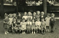 Maternelle 1958