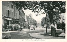 Nancy - Faubourg des Trois-Maisons