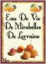 Eau de vie Mirabelle