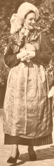 Jeune lorraine