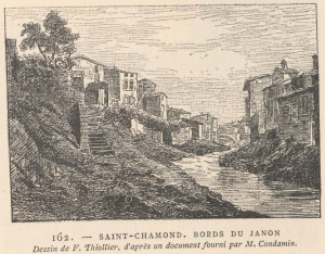 St-Chamond Janon 162