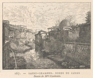 St-Chamond Janon 167