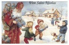 Vive St Nicolas