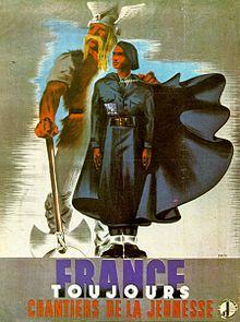 Chantiers de Jeunesse Française et S.T.O. (3/6)