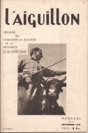 Mensuel L'Aiguillon - 11/1941